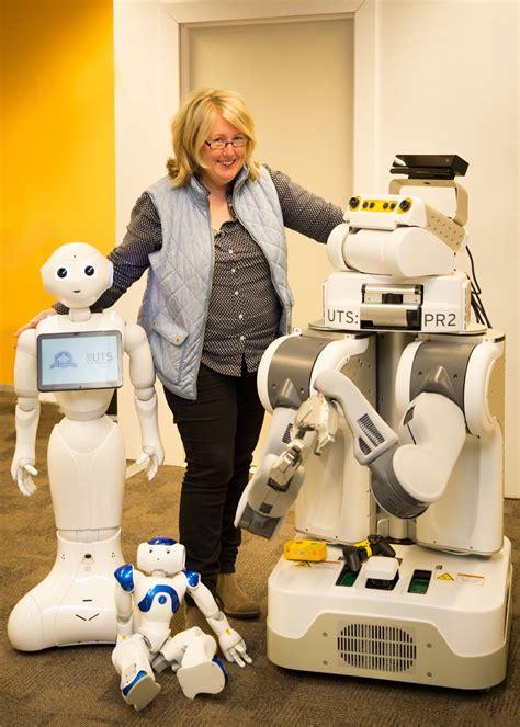 robots  healthcare  saturday paper