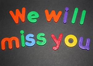 We Will Miss You : we will miss you well today is the last day of the daily flickr ~ Orissabook.com Haus und Dekorationen