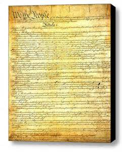 Printable Copy Constitution United States