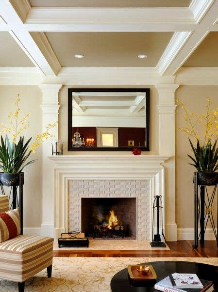 transitional fireplace beautiful homes design