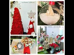 Easy DIY Christmas craft projects ideas