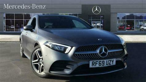 Looking for more second hand cars? 2020 Mercedes Benz A CLASS A200 AMG Line Executive 5dr Auto Petrol Hatchback Hat | in Reading ...