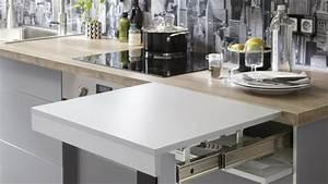 Table Pour Petite Cuisine : 7 astuces d co pour une petite cuisine fonctionnelle ~ Dailycaller-alerts.com Idées de Décoration