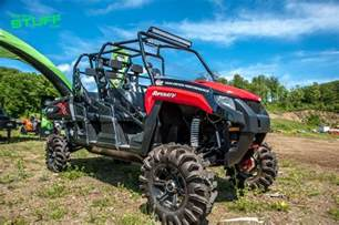 arctic cat side by side atv outfitted arctic cat hdx crew xt side by side