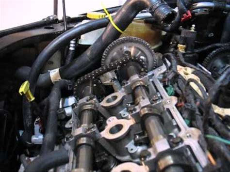 Chrysler 2 7 Water by Chrysler 2 7 Engine Camshaft Timing Operation