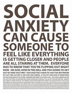 Anxiety Quotes.... Funny Social Anxiety Quotes