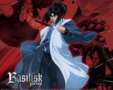 Alpha Coders Wallpaper Anime - basilisk wallpaper and background 1280x1024 id 479605