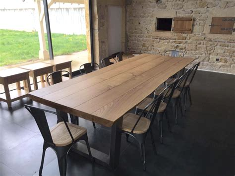 Large Table by Large Oak Dining Table Tarzantables Co Uk