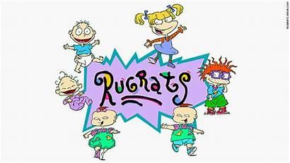Rugrats Nickelodeon 90s Splat Shows Classic Nick