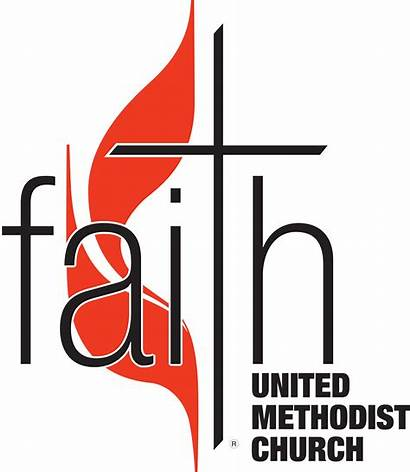 Methodist United Cross Flame Clipart Church Faith