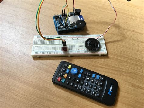 Noiseblanket Arduino White Noise Player With Remote