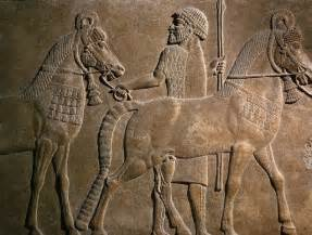 horses domestication horse ago years bc steppe researchers relief assyrian russian steppes plains herd descended generally date