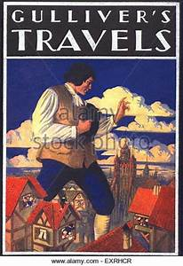 Gullivers Travels Book Stock Photos & Gullivers Travels ...