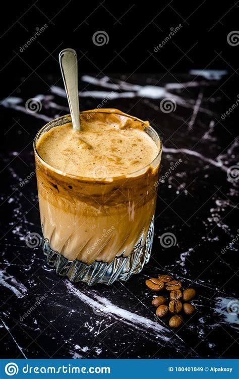 Tik tok iced fluffy coffee tutorial and recipe how to. Dalgona Coffee / Whipped Creamy Fluffy And Trendy / Tiktok Instant Coffee Powder. Korean ...