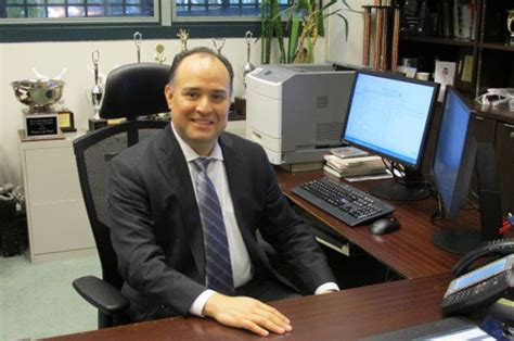 Principal of Stuyvesant High School leaving for another job