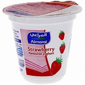 Buy Almarai Strawberry Flavoured Yoghurt 100 gm Online in ...