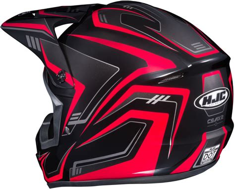 hjc motocross helmets 89 99 hjc cs mx 2 edge motocross mx helmet 994812