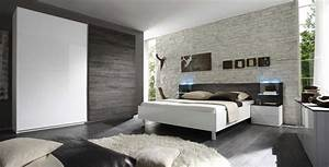 emejing decoration chambre adulte moderne contemporary With idee deco chambre adulte