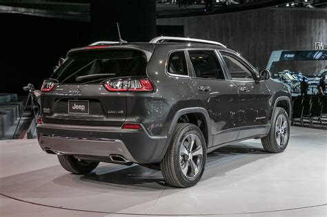 Jeep 2019 : 2019 Jeep Cherokee First Look