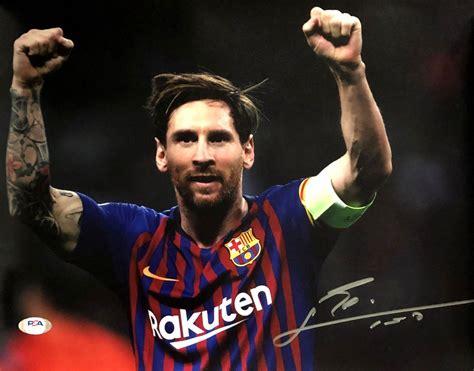 5, 2021, 6:24 pm utc / updated aug. Lionel Messi   PSA AutographFacts™