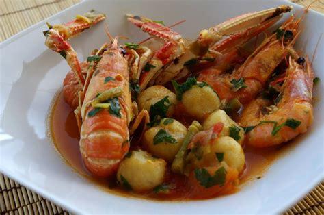 les recettes de babette cuisine antillaise dombrés aux crevettes et langoustines kiyakuisine