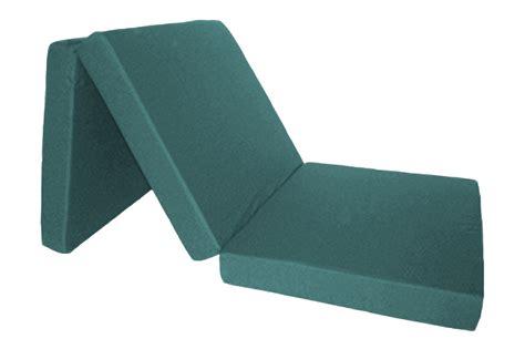 Futon Chair And Ottoman Covers by Folding Foam In Marin Camping Foam Shiki Buton Tri Fold