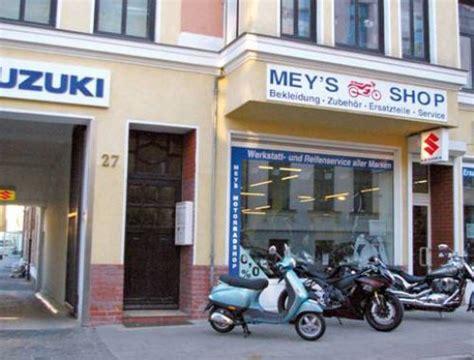 motorrad shop 214 ffnungszeiten meys motorrad shop friedrichstra 223 e 27