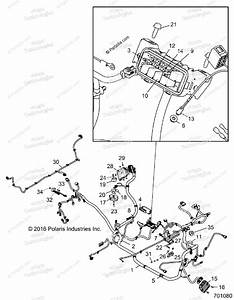 Polaris Side By Side 2017 Oem Parts Diagram For Electrical  Wire Harness