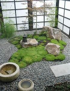 Petit Jardin Moderne : le jardin japonais encore 49 photos de jardin zen ~ Dode.kayakingforconservation.com Idées de Décoration