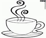 Coffee Chocolate Coloring Tasse Pages Cup Cafe Malvorlagen Kaffee Kaffeetassen Drawing Kaffeetasse Zum Ausdrucken Ausmalbilder Printable Und Bilder Kuchen Besuchen sketch template