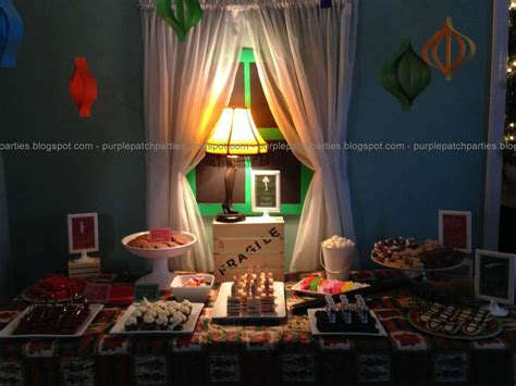 a christmas story christmas holiday party ideas photo 1