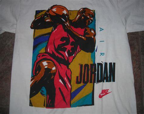 vintage gear air jordan retro graphic  shirt air