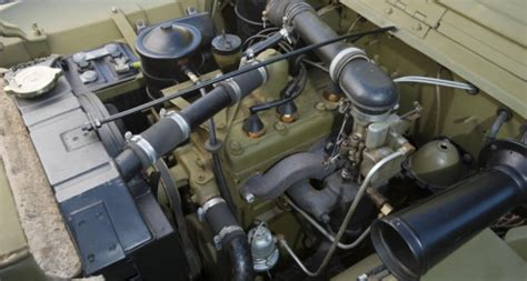 M38 Army Jeep Wiring Schematic by 1944 Willys Jeep Classic Driver Market