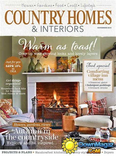 country home and interiors magazine country homes interiors november 2014 pdf