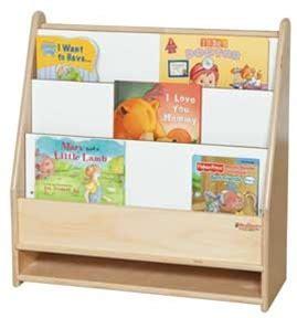 Montessori Materials Toddler Bookshelf