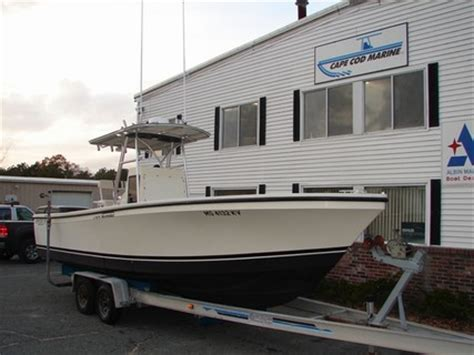 Boats For Sale Cape Cod Ma 2001 26 cape cod marine used boat for sale s dennis ma