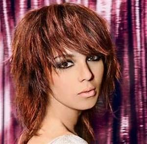 Coupe De Cheveux Femme Visage Rond Cheveux Epais : coiffure femme mi long visage rond ~ Nature-et-papiers.com Idées de Décoration