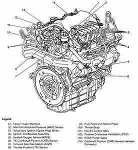 2005 Malibu Engine Diagram
