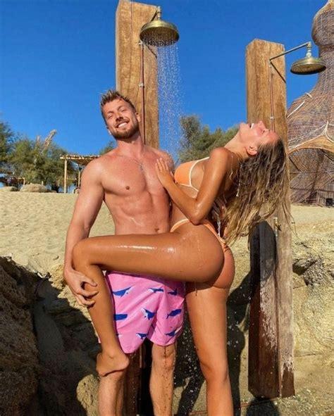 Revenge porn, in which she discusses her experiences. Zara McDermott's boobs spill from bodysuit amid Sam ...