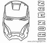 Coloring Iron Pages Ironman Lego Printables Mega Drawing Coloringpages sketch template