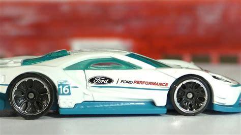 Hotwheels 2016 Ford Gt Race 2017 wheels l 247 2016 ford gt race new model