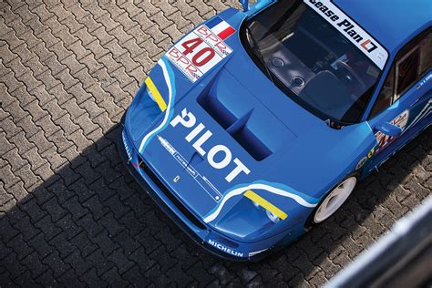 Lm prenax is one of the world's leading subscription and information service providers. Unique Ferrari F40 LM Set for Auction with $6.3 Million ...