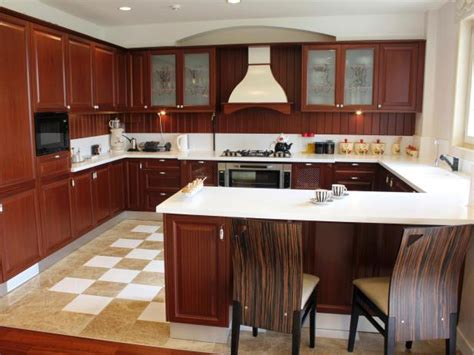 u shaped kitchen makeovers u shaped kitchens hgtv 6475
