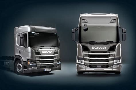 P-series leads new Scania construction range roll-out ...