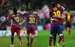 5 similarities between the Messi-Neymar and Ronaldinho ...