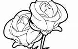 Gambar Bunga Taman Sketsa Press Ros Mewarnai Sederhana Putih Hitam Lukisan Coloring Lomba Kartun Source Tulip Rumah sketch template