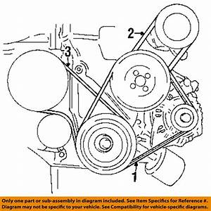 2008 Hyundai Sonata Serpentine Belt Diagram