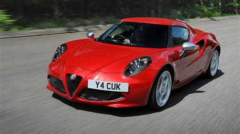 alfa romeo 4c review top gear