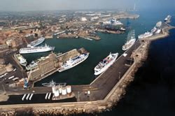 ex port de rome fiumicino airport to civitavecchia transfer