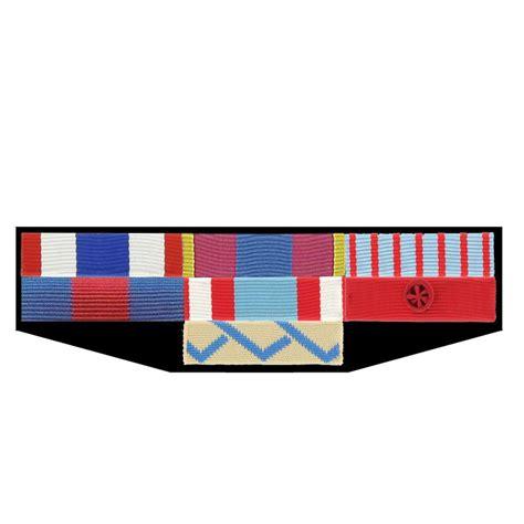 barrettes de d 233 coration militaire confectionn 233 es jusqu 224 7 ordres